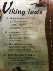 Viking Rules