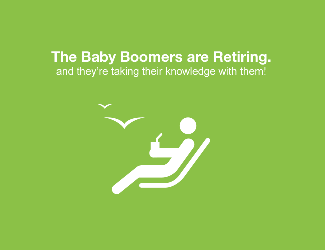 The Baby Boomers are Retiring