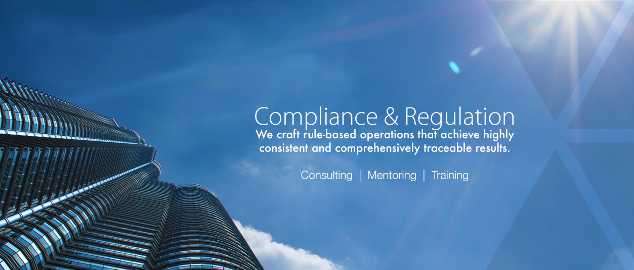 Homepage Slide Compliance Regulation