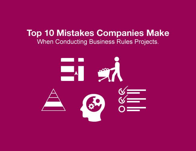 Top 10 Mistakes Companies Make