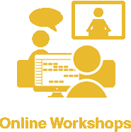 Training Icon Online Workshops
