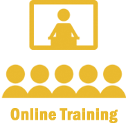 Training Icon Online Training